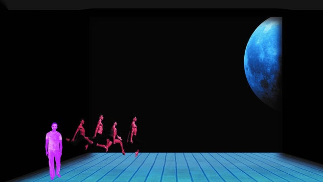 """Aiming to fill gaps with a total-art approach that includes modern art, the new Hub City Opera and Dance Co. will present its inaugural production of Carl Orff's """"Der Mond"""" on April 15 at Rutgers University's Nicholas Music Center. The production is in partnership with the dance and opera departments at Rutgers' Mason Gross School of the Arts."""
