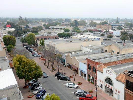 Oldtown Salinas