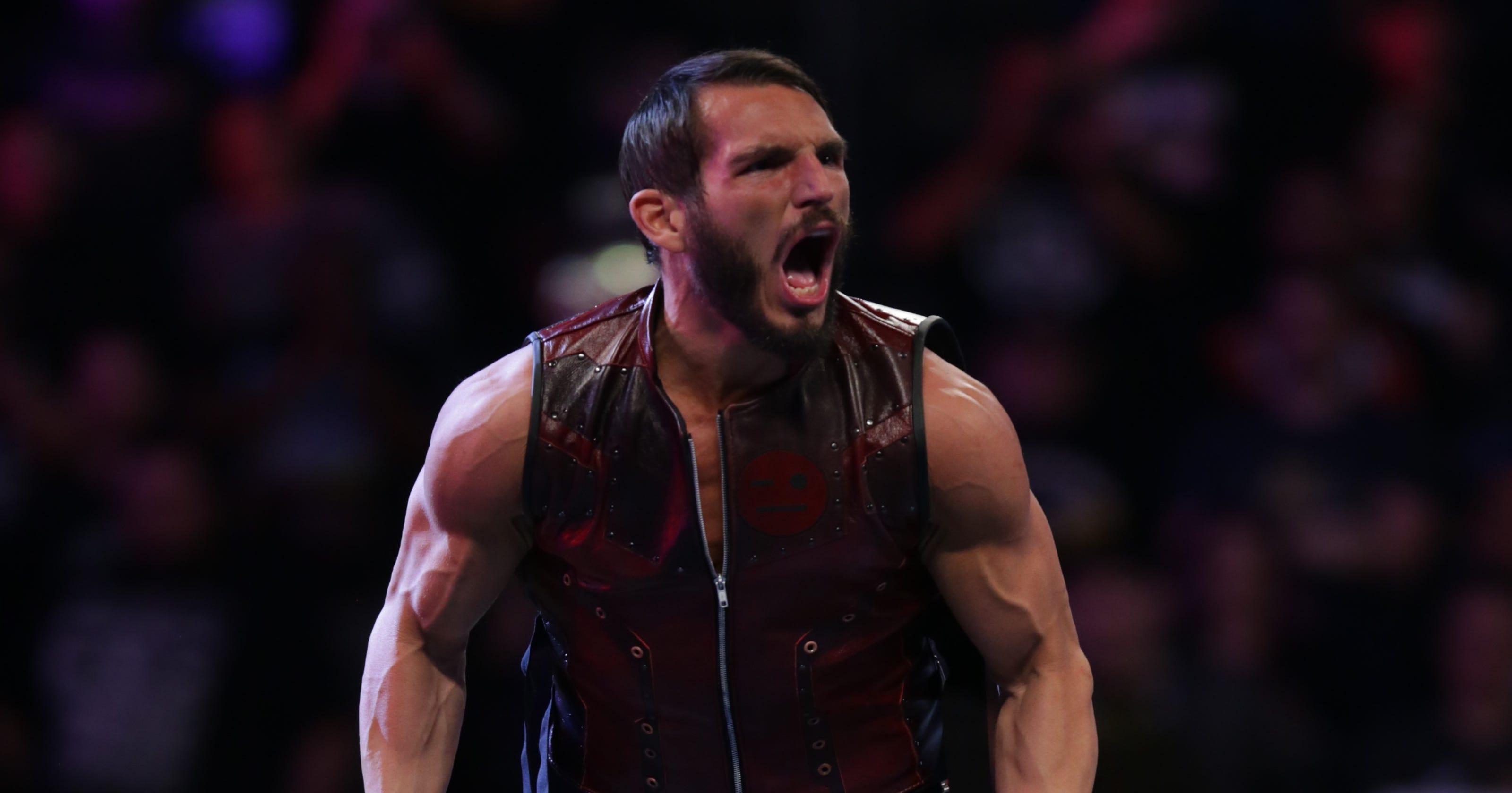 0756009f0 WWE NXT star Johnny Gargano: I'm a total nerd