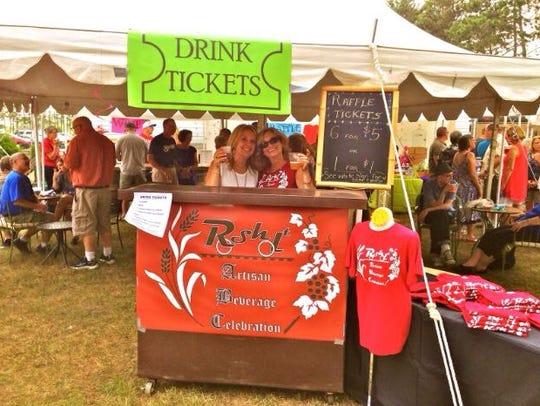 The third annual Rosholt Artisan Beverage Celebration