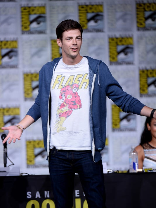 "Comic-Con International 2016 - ""The Flash"" Special Video Presentation And Q&A"