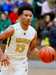 York Catholic's D'Andre Davis. YORK DISPATCH FILE PHOTO
