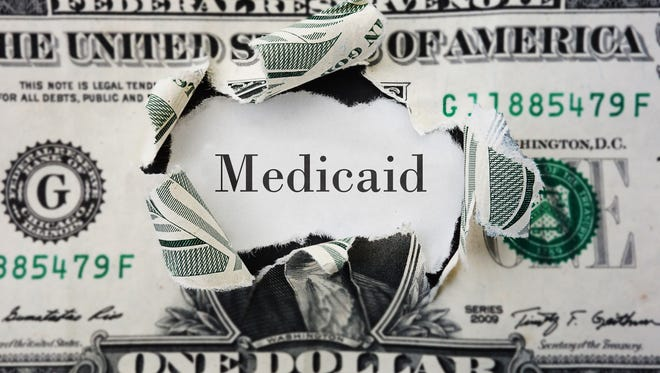 Hole toraThe Michigan Court of Appeals ruled that two Livingston County husbands could not use a trust to protect assets and use Medicaid to pay for their wives' long-term nursing home care.