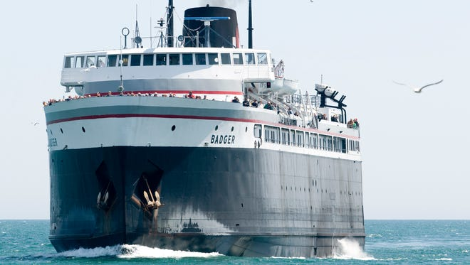 The Department of the Interior today announced the designation of the SS Badger Car Ferry as a National Historic Landmark.