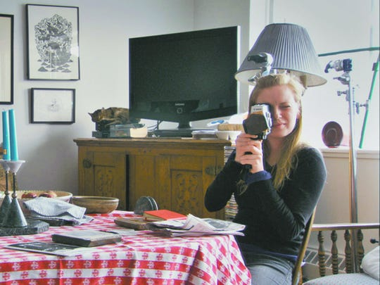 """Sarah Polley's family is the focus of """"Stories We Tell,"""" in which she also appears,  writes and directs."""