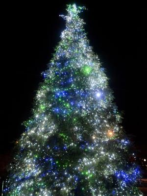 Catch the Community Tree Lighting 5 p.m. Saturday, Nov. 28, at the Salem Convention Center Courtyard.
