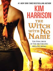 """""""The Witch with No Name"""" concludes the story of Rachel Morgan, a witch who is also a bounty hunter."""