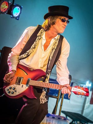 Teddy Petty & The Refugees, a tribute band to Tom Petty & the Heartbreakers.