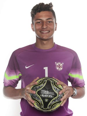 Zakary Elagamy of Acadiana was a member of the Division I Boys All-State soccer team.