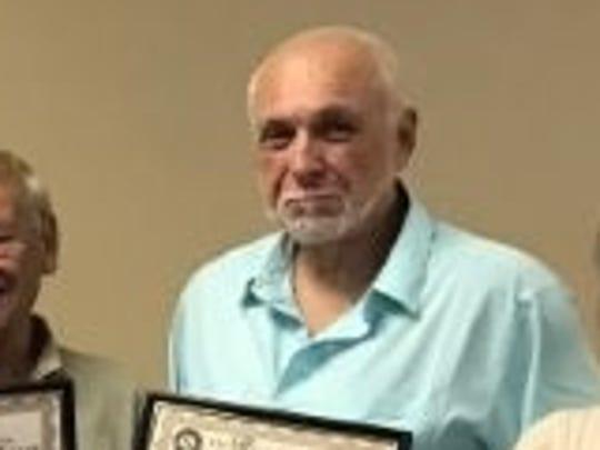 Dr. Piper volunteer Robert Lazaro