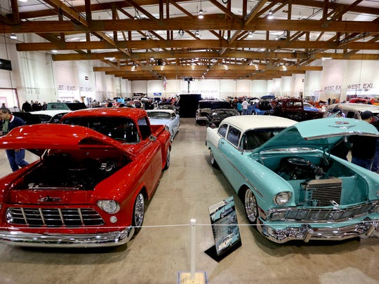 The Salem Roadster Show rolls into the Oregon State Fairgrounds Feb.18 and 19.