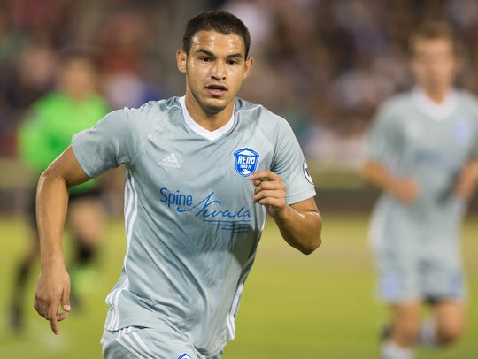 Reno 1868 FC has re-signed six players to new contracts