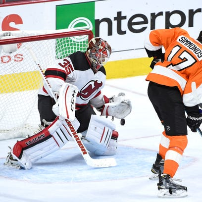 3 things to watch in Game 47: Flyers vs. Devils