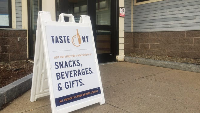 The state DOT will shift to a self-checkout system at the I Love NY Gateway Center in Kirkwood, Broome County, in a bid to avoid federal sanctions in an ongoing feud with the Federal Highway Administration.
