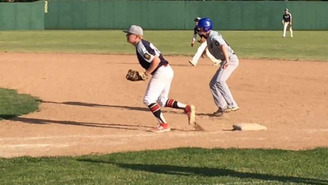 Bellevue graduate Joe Wetten will play baseball at Bluffton University.