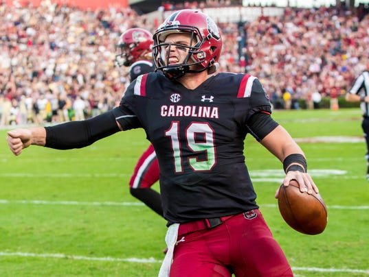 NCAA Football: Wofford at South Carolina