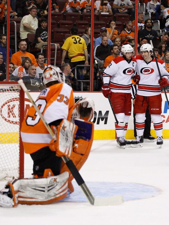 Hurricanes Flyers Hockey
