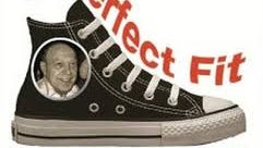 A Perfect Fit Foundation, which provide shoes to needy children as a tribute to late shoe salesman Jerry Harp, will hold a  pancake breakfast fundraiser from 6:30 to 11 a.m. Thursday in the Parish Hall of St. James Episcopal Church and School, 1620 Murray St. in Alexandria.