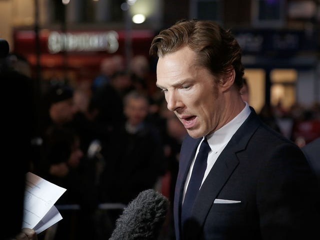 Awww! Benedict Cumberbatch doesn't think he'd be cast as