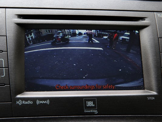 National Highway Traffic Safety Administration To Require All Vehicles To Have Safety Backup Cameras By 2018