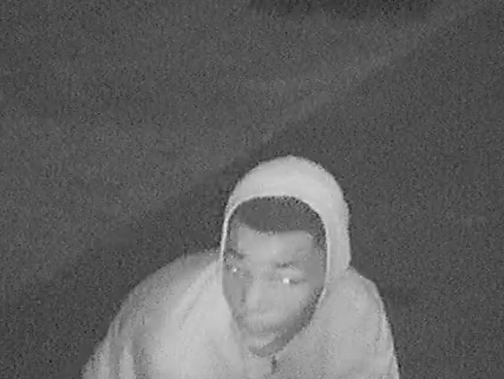Suspects in a series of Saturday night vehicle burglaries