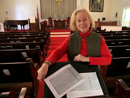 ASB 0115 Middletown history letter