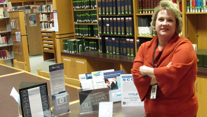 Amy Atzert, adult services librarian at Somerset County Library System of New Jersey's Manville Library branch, has organized four workshops for job seekers through May 3.