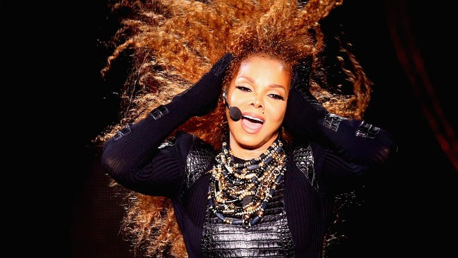 Janet Jackson will perform at Little Caesars Arena on Oct. 29.