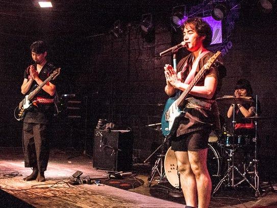Otonana Trio performs at 9 p.m. Friday at Sal's Saloon.