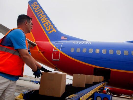 BLM SAN DIEGO AIRPORT
