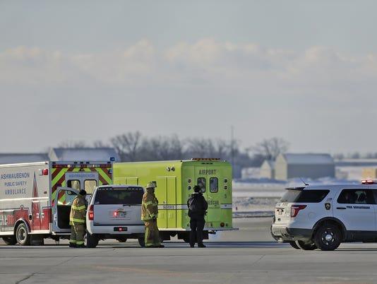 GPG ES Emergency at Austin Straubel 2.12.16