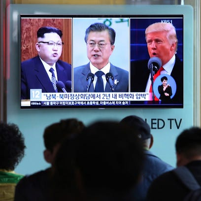 Kim Jong Un tests Trump with latest nuke offer