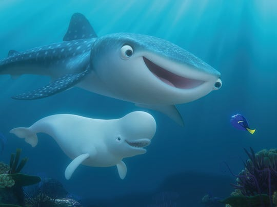 """Finding Dory"" introduces new characters to the big"