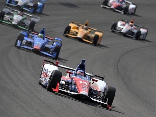 IndyCar MAVTV 500, Auto Club Speedway