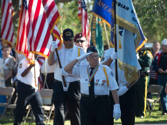 There are several Memorial Day events on the Treasure Coast.