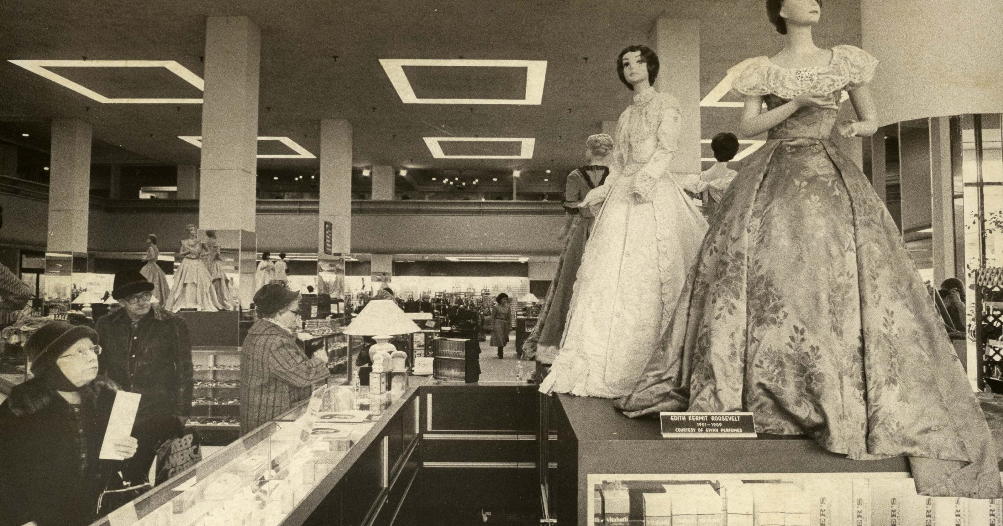 Business Revealed: First Fashion at Heers in 1983