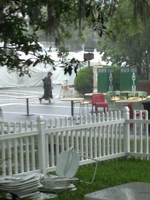 LeMoyne art festival shuts down due to weather