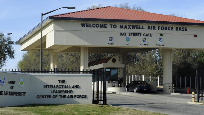 The Day Street Gate at Maxwell Air Force Base will have new operating hours starting Nov. 2.