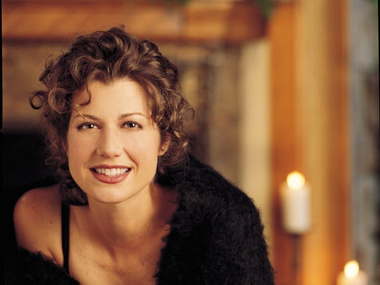 Grammy-winning recording artist Amy Grant