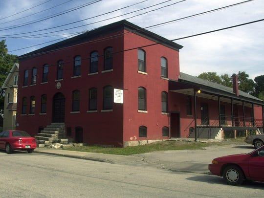 The Old Labor Hall on Granite Street in Barre is a National Historic Landmark.