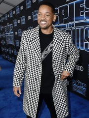 """Will Smith attends the world premiere of """"Spies In Disguise"""" on Dec. 04, 2019 in Los Angeles, California."""
