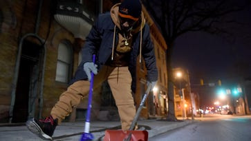 This York resident has made it his mission to keep his city neighborhood clean