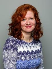 Jennie Steinhagen of Tuckahoe, a member of The Journal News/lohud's Board of Contributors.