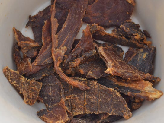 Big Jerk offers over 40 flavors of jerky made with