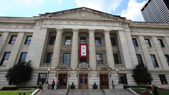 The Ohio Statehouse