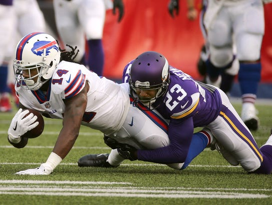 The trading away of Sammy Watkins was the first sign