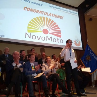 Madison-based clean energy startup takes first prize in Wisconsin Governor's Business Plan Contest
