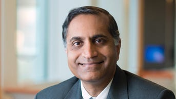 Dr. Tushar Patel is a physician scientist and dean for research at Mayo's Florida campus