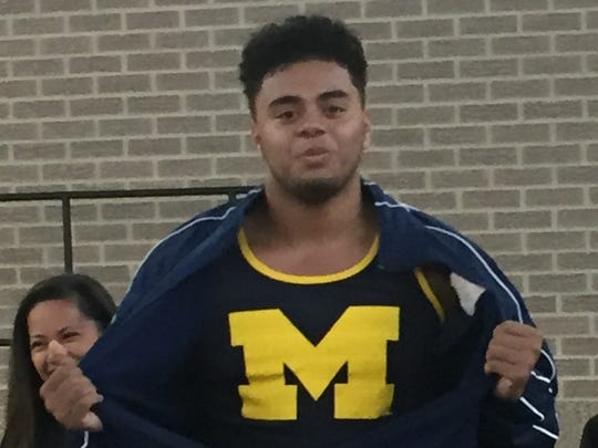 Corey Malone-Hatcher is a four-star defensive end from