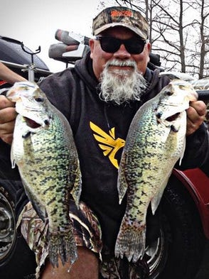 """""""Duck Dynasty"""" regular John Godwin will be one of the instructors in Crappie University event by BPCC."""